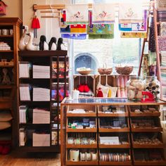 Selvedge shop