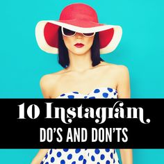 A Guide to Using Instagram (in the best way)
