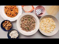 أفضل 6 حشوات للسمبوسة والسبرنج روول لن تستغني عنهم! - YouTube Fried Rice, Fries, Ramadan, Pastries, Ethnic Recipes, Food, Bulgur, Tarts, Essen