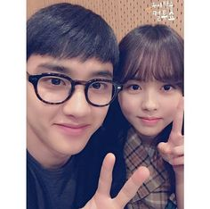 #kyungsoo #sohyun