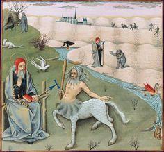 Jean de Mandeville: Voyages (Livre des merveilles). Paris, vers 1410-1412.