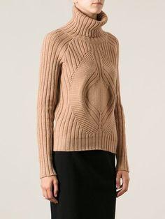 Givenchy Ribbed Sweater - Loschi - Farfetch.com