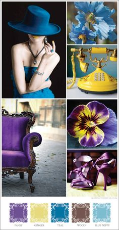25-blue-yellow, Color Moodboard , Inspiration for Choosing Color Combinations for Art Projects, Interior Design, Color Schemes, Color Combos with Color Moodboards