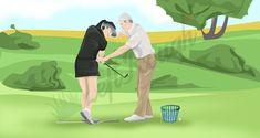 Golf Swing Basics: The Fundamentals You Need to Know - The Left Rough Golf Basics, Woods Golf, Club Face, Golf Instruction, Golf Tips For Beginners, Perfect Golf, Big Muscles, Golf Lessons, Golf Ball