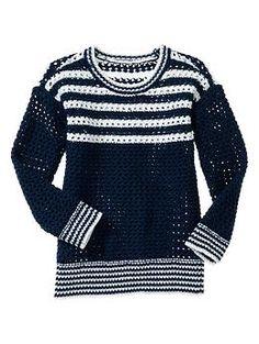 ae531fd6f Baby Gap American in Paris lightweight sweater