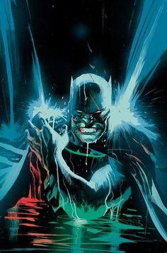 All-Star Batman #12 (2017) Variant Cover by Rafael Albuquerque