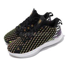 a8e86ddbf55 Advertisement(eBay) Nike Jordan CP3.XII PF 12 Chris Paul Black Gold White