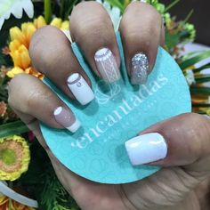 Vellus Hair, Shaving Your Head, Tapered Hair, Wedding Manicure, Manicure Y Pedicure, Accent Nails, Nail Art Galleries, Cute Nails, Beauty