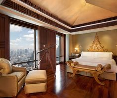 No. 3 The Peninsula Bangkok, Thailand - Best Hotels in Thailand | Travel + Leisure