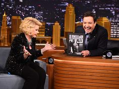 WATCH: Jimmy Fallon Tearfully Remembers Tonight Show Legend Joan Rivers http://www.people.com/article/jimmy-fallon-remembers-joan-rivers