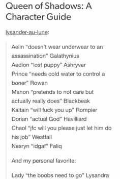 Exactly what the title says. Enjoy the wonders of Rowaelin, Feysand, and many many memes. Throne Of Glass Fanart, Throne Of Glass Quotes, Throne Of Glass Books, Throne Of Glass Series, Aelin Ashryver Galathynius, Celaena Sardothien, Assassin, Acotar Funny, Empire Of Storms