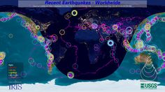 IRIS - the Earthquake Channel (Incorporated Research Institutions for Seismology)