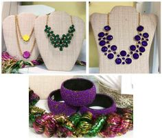 Get festive with jewelry from Caroline and Company
