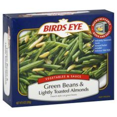 Birds Eye Green Beans  Image