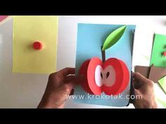 krokotak | 3D Paper FRUITS