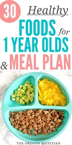 Healthy Toddler Lunches, Healthy Toddler Breakfast, Baby Breakfast, Healthy Toddler Meals, Kids Meals, Meals For Babies, Toddler Dinner Recipes, Easy Toddler Snacks, Toddler Dinners