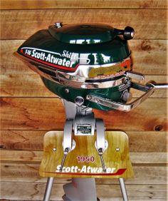 The finest antique outboard motors available John Boats, Outboard Boat Motors, Boat Restoration, Mercury Outboard, Boat Engine, Trolling Motor, Vintage Boats, Vintage Tractors, Boat Stuff