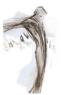 Runi Langum - Strekk Edvard Munch, Fine Art, Abstract, Artwork, Kunst, Summary, Work Of Art, Auguste Rodin Artwork, Artworks