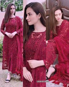 Pakistani Fancy Dresses, Beautiful Pakistani Dresses, Pakistani Fashion Party Wear, Pakistani Dress Design, Pakistani Outfits, Party Wear Indian Dresses, Designer Party Wear Dresses, Kurti Designs Party Wear, Lehenga Designs
