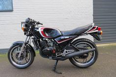 Yamaha RD350LC fun bike