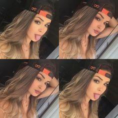 Amanda Hummer ❥ (hummer_aj) - Instaliga é a melhor instagram web-viewer Hummer, Types Of Girls, Beautiful Person, Gorgeous Makeup, Tumblr Girls, Sexy Hot Girls, Pretty Face, Girl Photos, Hair Makeup