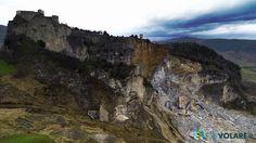 San Leo (Rimini): la frana della rocca di Cagliostro vista dal drone - Repubblica Tv - la Repubblica.it