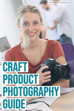 Guide to craft product photography for your handmade business. Hobby Photography, Photography Guide, Product Photography, Photography Tutorials, Selling Crafts Online, Craft Online, Fun Crafts For Kids, Toddler Crafts, Quick Crafts