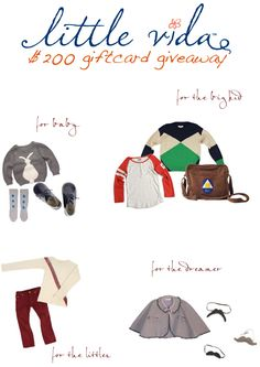 Little Vida (I follow her boards here on Pinterest) is doing a $200 giveaway! Visit Piratesandpeonies.com for info! Time is running out!