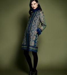 Etro Woman Autumn Winter 14-15 Main Collection -- Sigh!