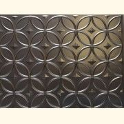 "Celestial Brushed Nickel (pack of 10)  Size: 24""X18"" Price: 199.00 USD #TalissaDecor#backsplash#kitchen#reno#kitchenrenovation#decor#backsplashpanels"