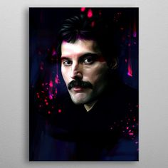 Mercury detailed, premium quality, magnet mounted prints on metal designed by talented artists. Rihanna, Beyonce, Star Citizen, Mick Jagger, Kendall And Kylie, David Beckham, Freddie Mercury, Billie Eilish