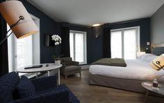 Hotel Lancaster Paris Room