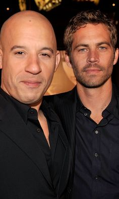 Vin Diesel Names His Daughter Pauline in Honor of His Late Fast and Furious Co-Star Paul Walker - March 2015 Paul Walker Alive, Rip Paul Walker, Vin Diesel, Fast And Furious Cast, The Furious, Dominic Toretto, Today Latest News, Becoming A Father, Movie Posters