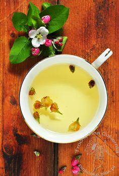 Apple tree flower buds tea Herbatka pąków jabłoni