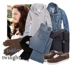 Designer Clothes, Shoes & Bags for Women Twilight New Moon, Twilight Saga, Twilight Outfits, Female Fashion, Womens Fashion, Kirsten Stewart, Bella Swan, Girl Outfits, Fashion Outfits