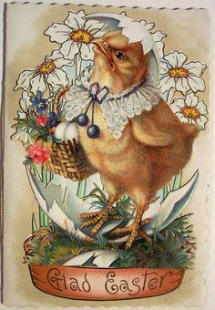 Vintage Easter Booklet