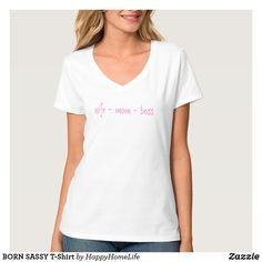 Big Sister T Shirt, Wife Mom Boss, E Mc2, Orange T Shirts, V Neck T Shirt, Fitness Models, Cool Designs, Shirt Designs, Blue And White
