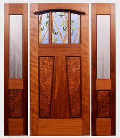 Stained Glass Door Design, Pictures, Remodel, Decor and Ideas - page 10