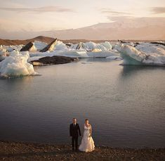 It would have to be an elopement, but being married in Iceland sounds amazing!