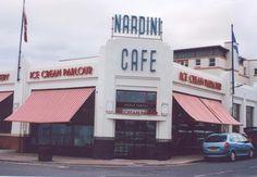 Nardini Ice Cream Parlour, Largs