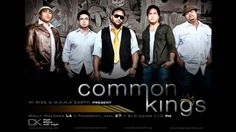 I love these guys * there music is the shii lol **COMMON KINGS**