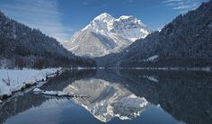 Winter in the Austrian Alps by Guenther Reissner / 500px