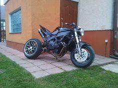 Yamaha yzf750 streetfighter. Café Racers, Road Racing, Street Fighter, Bike Life, Motogp, Motorbikes, Yamaha, Motorcycles, Motorcycle