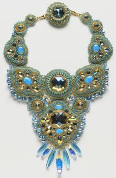 Eye Candy - Entries from 2013 Bead Dreams Competition featured in Bead-Patterns.com Newsletter