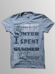DSF Summer in SF Tee