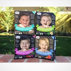 Keep your little one entertained by Noshing on our Munchables that come in fun foodie flavors. Thanks for the pic @lv_doll