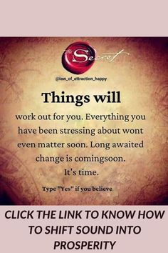 Positive Affirmations Quotes, Affirmation Quotes, Law Of Attraction Tips, Secret Quotes, Abraham Hicks Quotes, Law Of Attraction Affirmations, The Secret Book, Spiritual Quotes, Spiritual Awakening