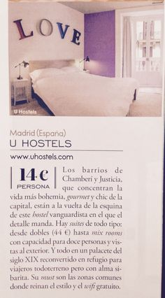 Madrid, en Chamberí Madrid, Home Decor, Hotels, Life, Interior Design, Home Interior Design, Home Decoration, Decoration Home, Interior Decorating