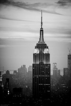 NYC / City Black and white photography