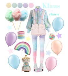 """""""[Outfits for OCs] Klaus #1"""" by pastellilapsi ❤ liked on Polyvore featuring Y.R.U., Deborah Lippmann and L. Erickson"""